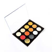 Cosmic Shimmer Iridescent Watercolour Palette Set 1 - Metallics-577687