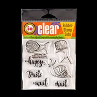 Impression Obsession Happy Trails Stamp-580468