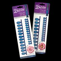 Die'sire Classiques Quilling Flower Dies - Carnation & Peony Duo -581826