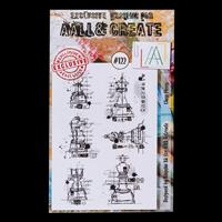 AALL & Create Stamp Set - Chess Pieces - 7 Stamps-582118