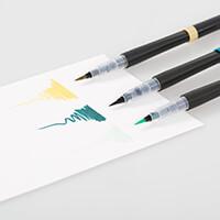 Spectrum Noir Vintage Hues Sparkle Pens - 3 Pens-584006