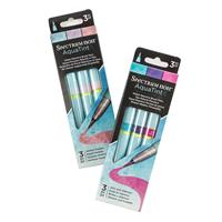 Spectrum Noir Aquatints x 6 - Glitz & Glamour and Perfect Pastels-584987