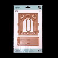 Spellbinders Grand Arch 3D Card Die Set - 6 Dies-585295