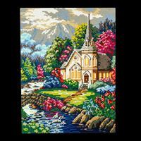 Pixelhobby Church - 9 x Baseplates, 152 x Pixelsquare Sheets & 18-585409
