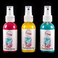 Imagination Crafts - Textile Fashion Spray Paint - Turquoise, Fuc-586567