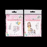 Paper Nest Dolls Stamp Pick n Mix   Choose 2-589397