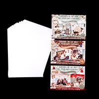 Luv Crafts 3 x Christmas Mini Book Set - 21x15cm-592088