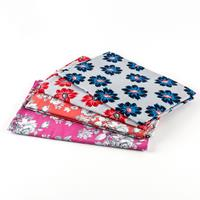 Perfect Occassions Set of 4 100% Cotton Fabrics - Floral Print Co-592494