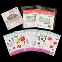 Polkadoodles Perfect Days Collection - 58 Stamps, 32 6x6