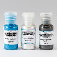 Pretty Gets Gritty Pretty Explosion Powders 15ml Each - Pick-n-Mi-594339