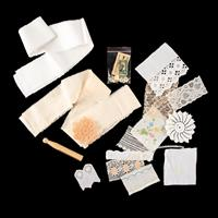 Simply Vintage Snippet Roll Kit-595973