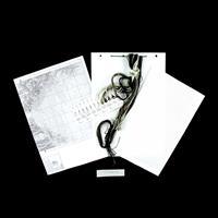Permin Country Walk Aida Cross Stitch Kit - Finished Size 18x27cm-603597
