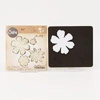 Sizzix® Bigz™ Set of 4 Dies - Tattered Florals by Tim Holtz®-605534