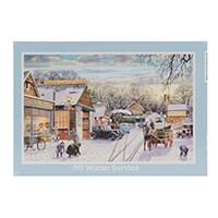 1,000 Piece Winter Scenes Puzzles - 48cm x 69cm-606319