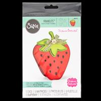Sizzix® Framelits™ Set of 5 Dies - Strawberry Fold-its by Stephan-606651