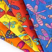 Luv Crafts 4x Half Metre Fabric Bundle   Dragonfly-606694