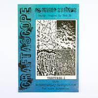 CraftascopeA5 Plus Media Stamp Set - Stamp Textures 1 - 4 Stamps-608499
