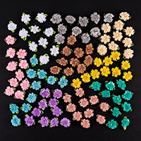 Craft Buddy 100 Satin Flower Buds-610480
