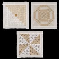Handmade by Hayley Cut and Quilt Panel 1: Churn Dash, Windmill & -613560