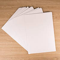 Centura Pearl Luxury Double Sided Fresh White A3 Card Pack 320gsm-614140