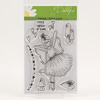 Daisy's Fairy Land A6 Stamp Set - 8 Stamps in total-614978