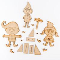 Karacter Krafts Elves Family with Stands - 3 x Elves-617118