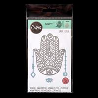 Sizzix® Thinlits Set of 4 Dies - Hand Charm by Sophie Guilar-617455