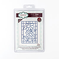 Dies by Sue Wilson Stained Glass Collection - Daisy Die-617606