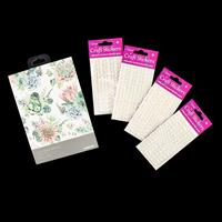 Kaisercraft Greenhouse Collection - 12 Sheet Sticker Pad and 4 x -622018
