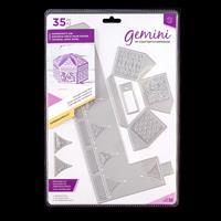 Gemini Dimensionals Die Set - Hexagon Petal Gift Box - 35 Dies-623199