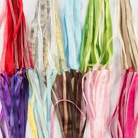 Set of 10 Assorted Ribbon Packs - 5 Ribbons Per Pack - 1m Each - -626466