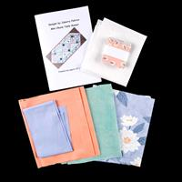 Juberry Fabrics Moda Twighlight Mini Charm Table Runner Kit-628839