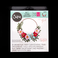 Sizzix® Bigz™ with Bonus Textured Impressions™ - Butterfly Embell-630836