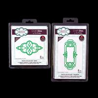 Dies by Sue Wilson Celtic Collection - Keira and Shannon - 4 Dies-630895