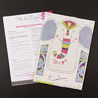 Pink Ink Designs Beanie Fabric Pattern-631256