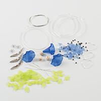 Impressions Crafts 3 x Sapphire Guardian Angel Ornament Kit-632039