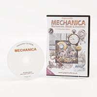 Robert Addams Mechanica CD ROM-632333