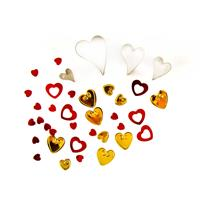 The PMC Studio Valentine's Special Hearts Galore - 4 x Cutters & -633139