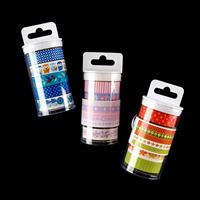 Artemio® Assorted Design Washi Tape Set - 15mmx5m - 15 Rolls Tota-634609
