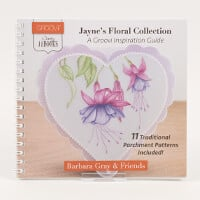 Clarity ii Book: Jayne's Floral Collection - A Groovi Inspiration-635723