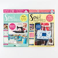 Sew Inspired Issue 12 & 13 Magazine Bundle-638101