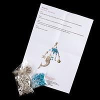 Dawn Bibby Mermaids Jewellery Bag Charm Kit – Makes up to 5 Bag C-643851