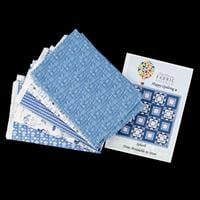 Fabric Freedom Splash Quilt Kit - 100% Cotton-645120