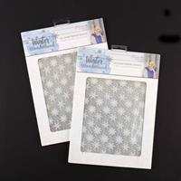 Sara Signature Winter Wonderland Luxury Printed Acetate - 20 Shee-645153