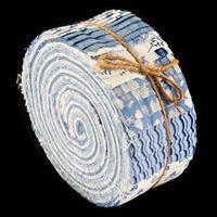 Fabric Freedom Splash Freedom Roll 40  x 2.5