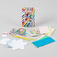 Floral Designs Quilling Kit-648296