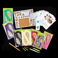 Dawn Bibby Quilling Kit - Shaping Board, Quilling Tools, Glue, Pi-650692