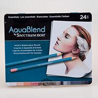 Spectrum AquaBlend Pencils Set of 24-651816