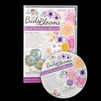 Angela Poole Card Maker's Collection DVD - Buds to Blooms-655783