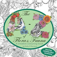 Kelly O'Gorman The A-Z of Flora and Fauna - Digital Download-659052